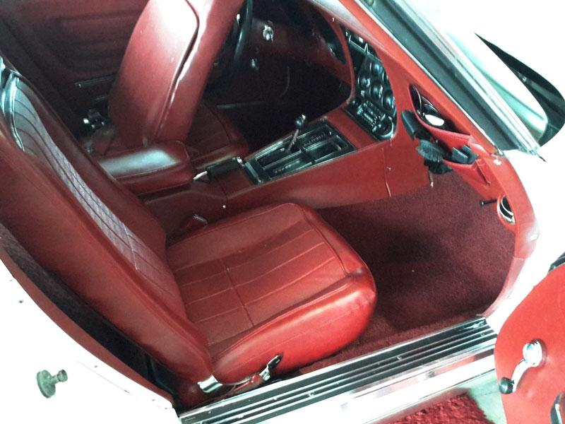 Seat & Upholstery Repair